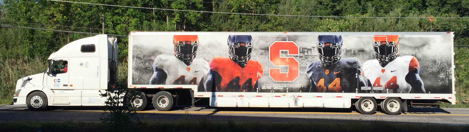 Syracuse University Movers