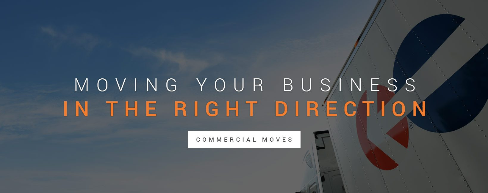 Moving Your Business in the Right Direction - Commercial Moves