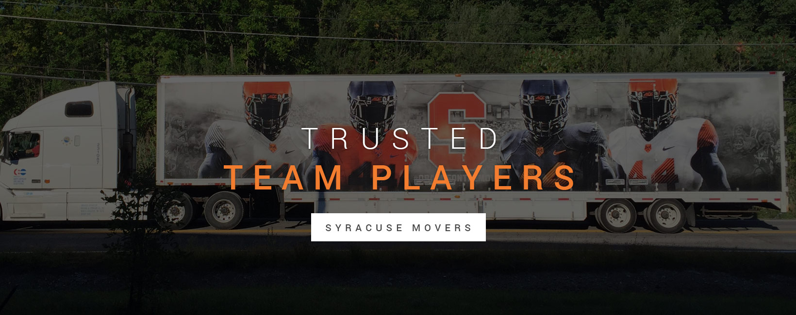 Trusted Team Players - Syracuse University Movers